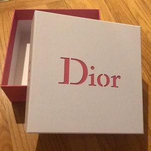 Dior Accessories - Dior box